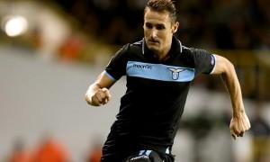 Miroslav Klose Lazio Serie A