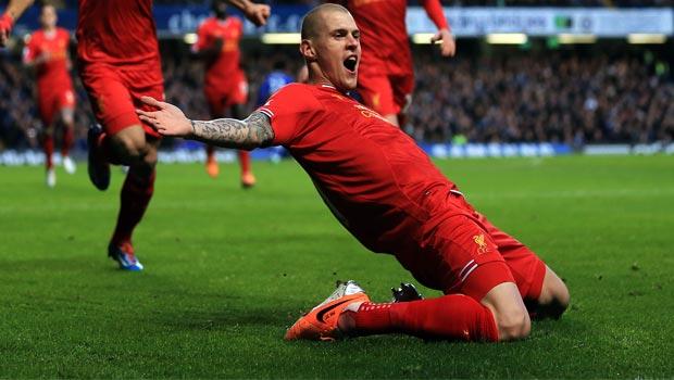 Liverpool - Arsenal: Martin Skrtel seeking Gunners scalp