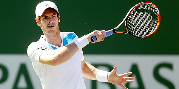 2014 BNP Paribas Open: Andy Murray happy to win 'ugly'