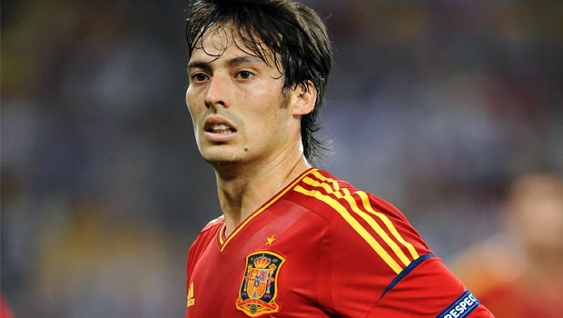 Spain: David Silva desperate for World Cup 2014 action