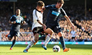 Fulham 1-0 win over Newcastle