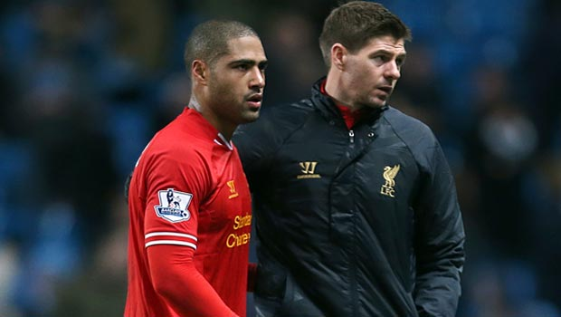 Liverpool: Glen Johnson unsure on Reds future