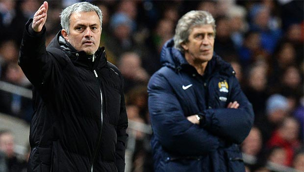 Chelsea: Jose Mourinho insists Citizens are favourites