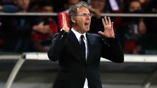 Paris Saint-Germain: Laurent Blanc calls for concentration