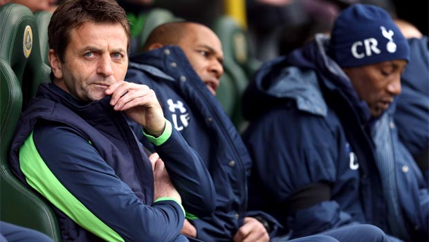 Tottenham: Tim Sherwood ignoring Spurs speculation