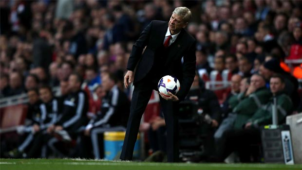 Arsenal: Arsene Wenger delighted with character