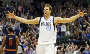 Dallas Mavericks NBA play off Spot
