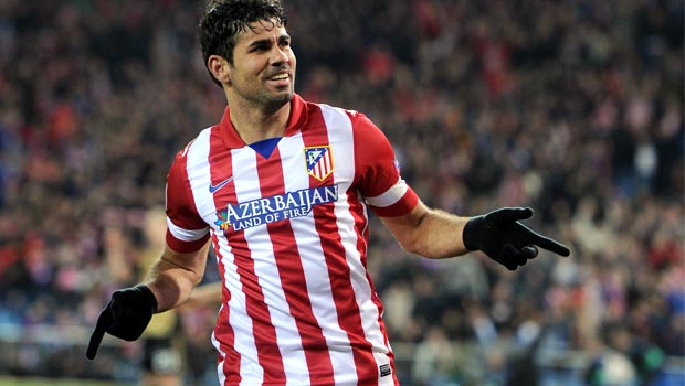 Atletico Madrid: Boss Simeone open to Diego Costa move