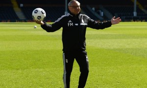 Felix Magath Fulham manager Premier League