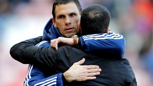 Sunderland: Boss Gus Poyet refuses to leave Black Cats