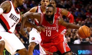 Houston Rockets v Trail Blazers