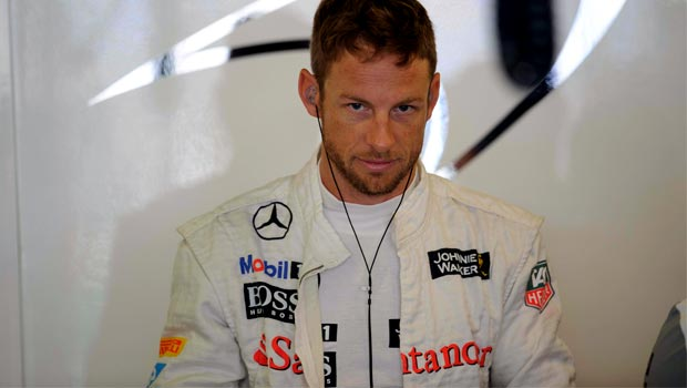 McLaren: Bullish Jenson Button seeks Chinese GP surprise