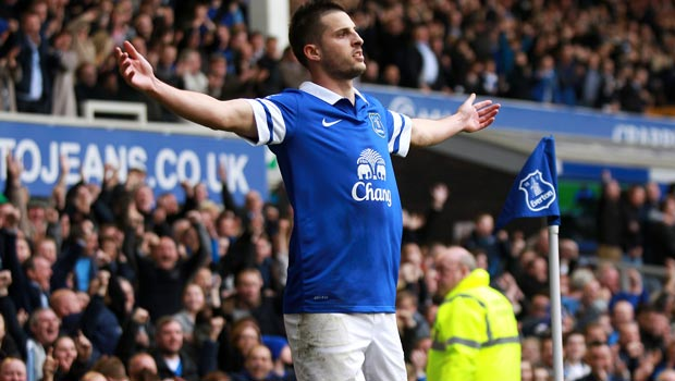 Everton: The Blues dealt Kevin Mirallas blow