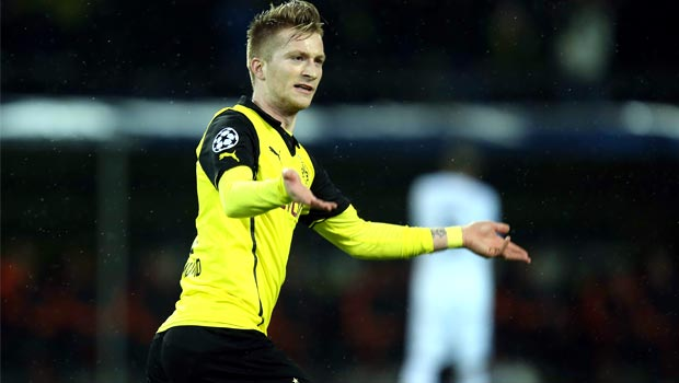 Borussia Dortmund: Marco Reus ready to roll into Old Trafford?
