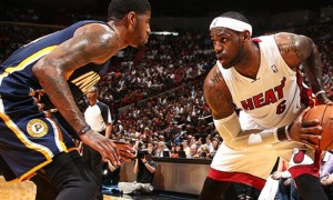 Miami Heat v Indiana Pacers Eastern Conference