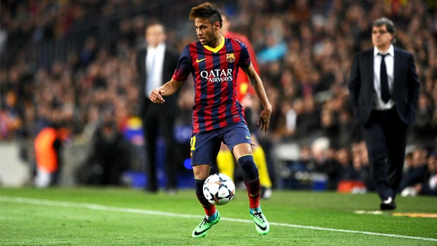 Barcelona: Neymar faces spell on the sidelines