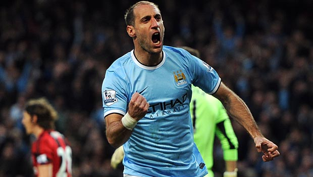 Crystal Palace v  Man City: 'Anything can happen' – Pablo Zabaleta