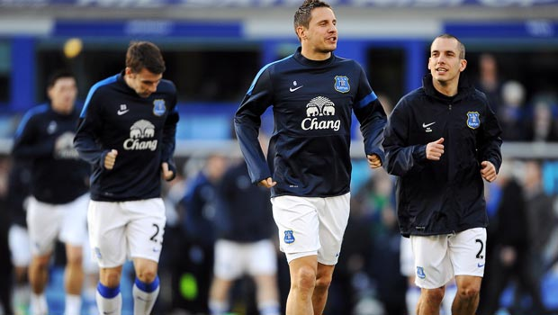 Everton: The Toffees won't rush Jags back
