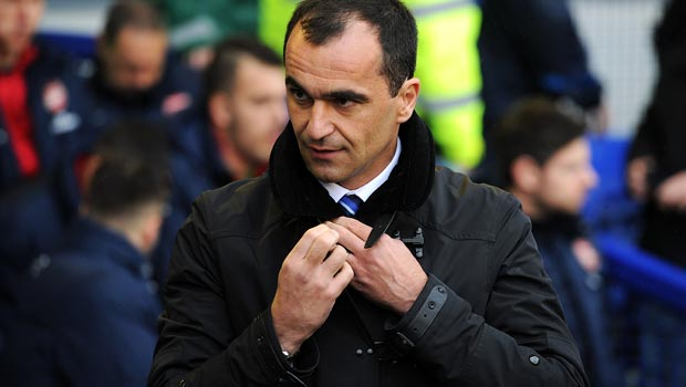 Everton: Roberto Martinez issues Eagles warning