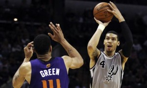 San Antonio Spurs v Phoenix Suns NBA Western