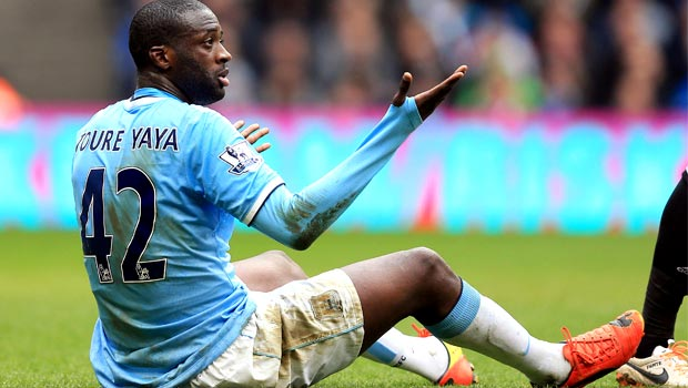 Man City: Manuel Pellegrini confident of handling Yaya Toure absence