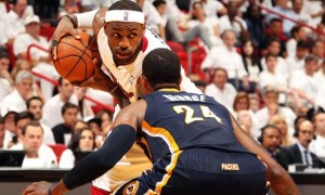 Eastern Conference Finals Miami vs Pacers