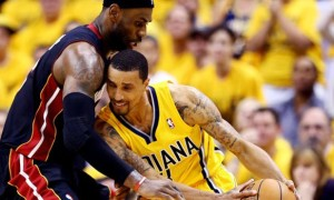 miami heat v pacers NBA Eastern Conference finals