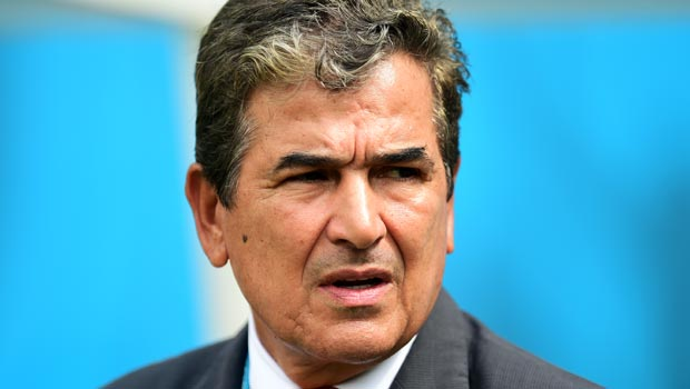 Jorge Luis Pinto Costa Rica Costa Rica Manager Jorge Luis