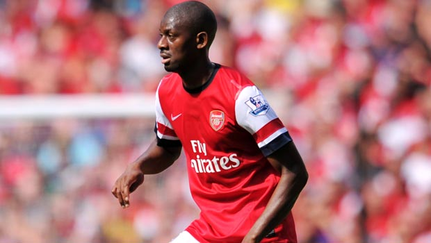 Arsenal midfielder Abou Diaby confident of keeping injury-free