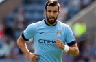 Man City striker Alvaro Negredo suffers pre-season injury blow