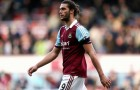 Hammers hit by Andy Carroll blow