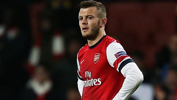 Arsenal's Jack Wilshere ready to shine