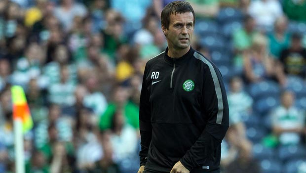 Celtic boss Ronny Deila eyes Euro comeback