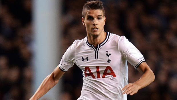Erik Lamela determined to prove his worth