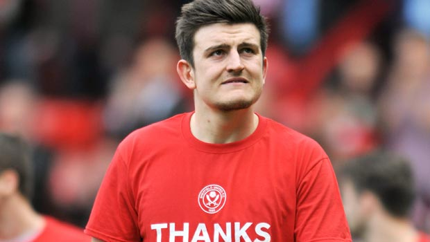New Hull City defender Harry Maguire ready to step up