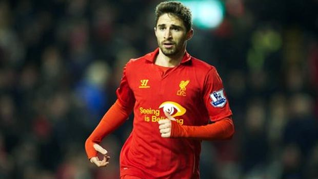 Fabio Borini hoping to stay at Liverpool