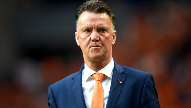 Louis Van Gaal unhappy with Manchester United balance