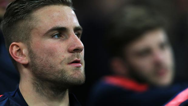 Luke Shaw: 'Louis Van Gaal right about fitness'