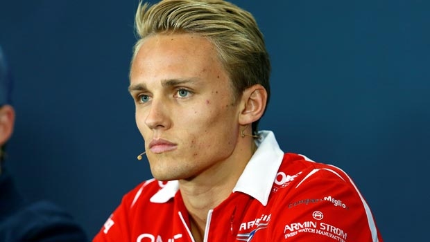Max Chilton confident of Marussia stay