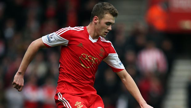 Arsene Wenger willing to take Calum Chambers gamble