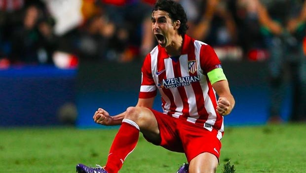 Tiago Mendes agrees Atletico Madrid stay
