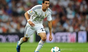 Angel Di Maria Real Madrid to Man United