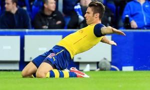 Arsenal Olivier Giroud