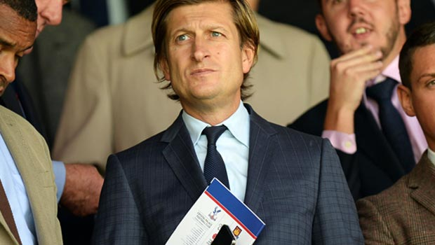 Crystal Palace chairman Steve Parish working hard in manager search