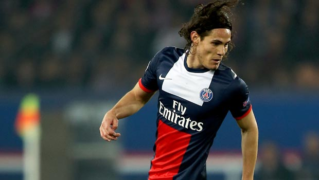 Edinson Cavani issues Paris Saint-Germain pledge