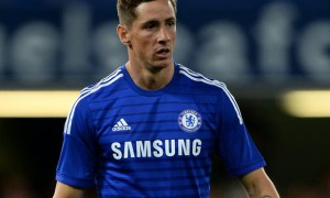 Fernando Torres Chelsea Striker