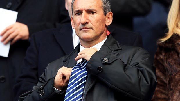 Txiki Begiristain: 'Manchester City strong enough'
