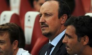 Rafael Benitez Napoli manager