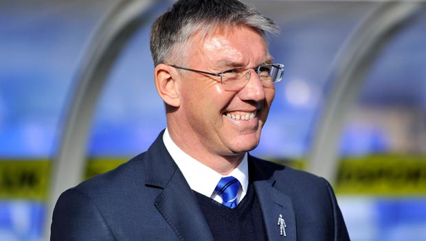 Nigel Adkins backs Southampton to survive