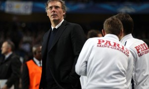 Laurent Blanc Paris Saint-Germain manager